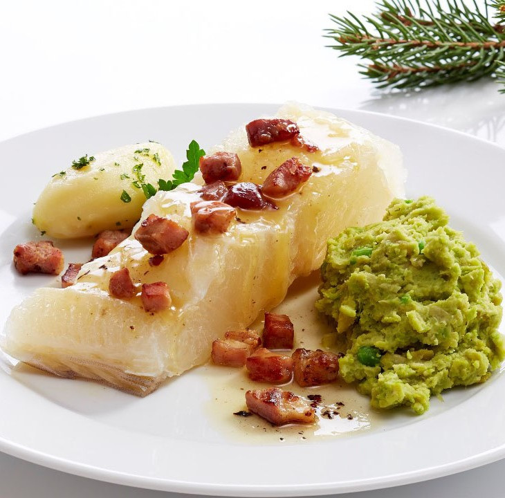 Lutefisk - En norsk tradisjon